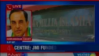 Centre files revised affidavit opposing to declare Jamia Millia Islamia as religious institution - NEWSXLIVE