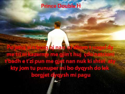 Gravity Albania Ft  Prince Double H    - Lamtumir [Lyric / SongText]