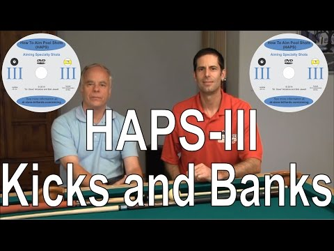 HAPS III - Kicks and Banks DVD