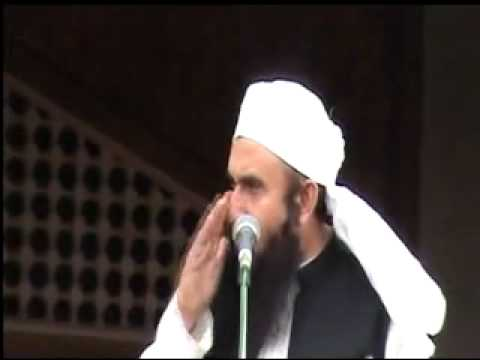 Maulana Tariq Jameel Sahib at 2011 in Tulambah 1/8