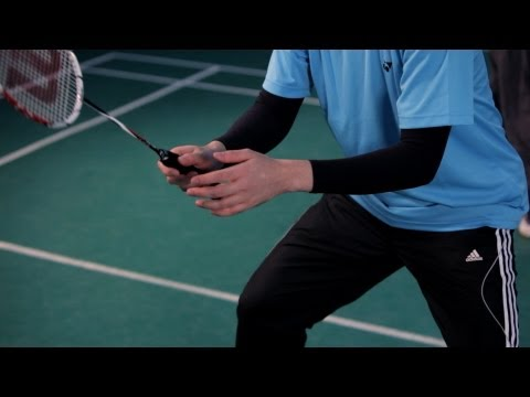 How to Return a Smash | Badminton Lessons