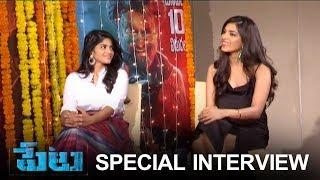 Actress Megha Akash And Malavika Mohanan Special Interview About Peta Movie | TFPC - TFPC
