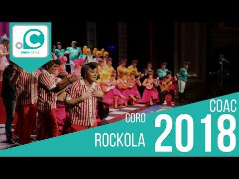 Sesión de Cuartos de final, la agrupación Rockola actúa hoy en la modalidad de Coros.