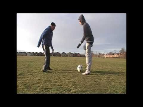 JrGur Football - Dribble Tricks Tutorial 4