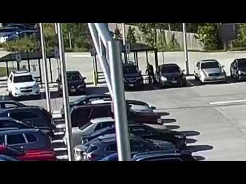 Old Washington Road Park and Ride Handicap Placard Theft