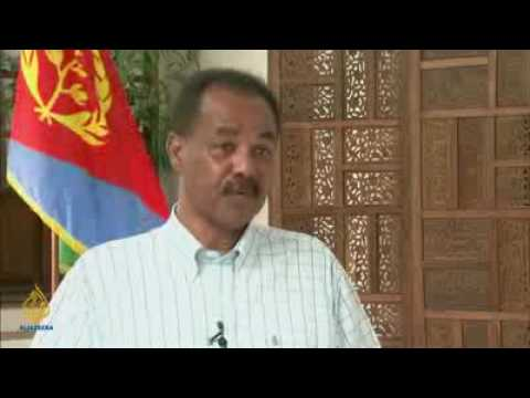 Eritrean president,  President Isaias Afwerki talking about Ethiopia and East Africa Part-3