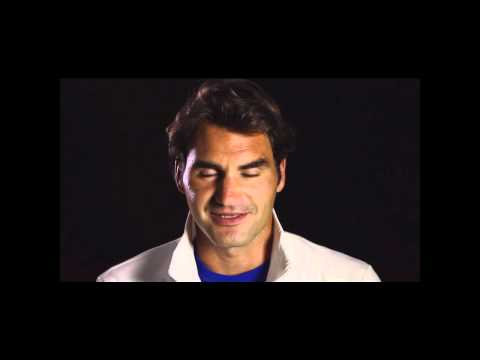 Roger Federer's 30th birthday message