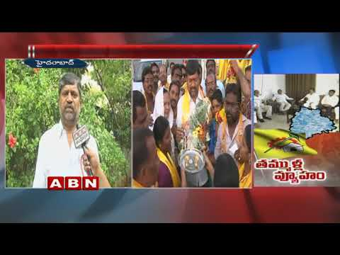 Telangana Tdp Leader L Ramana Face To Face Over Political Alliance