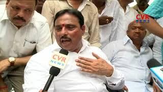 కాంగ్రెస్ లో బలహీన వర్గాలకు చోటు లేదు : Danam Nagender Press Meet after Resign to Congress |CVR News - CVRNEWSOFFICIAL