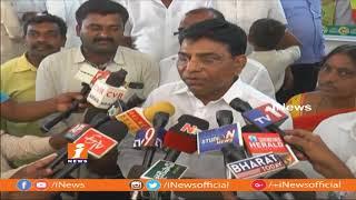 CM Chandrababu Naidu Birthday Celebrations In Khammam Party Office | iNews - INEWS