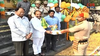 Passing Out Parade of Prohibition & Excise Constables | Attended Minister Jawahar |Ongole |Prakasam - CVRNEWSOFFICIAL