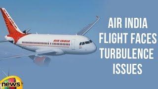 Air India Flight Faces Turbulence Issues | 3 People Injured As Window Panel Falls | Mango News - MANGONEWS