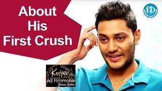 Prince About His First Crush || Koffee With Yamuna Kishore - IDREAMMOVIES