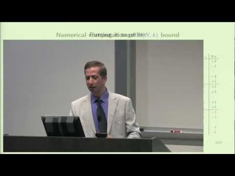 Lecture 06 - Theory of Generalization (April 19, 2012)