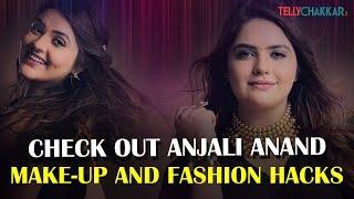 Anjali Anand gives tips on looking fabulous on your 'DATE NIGHT' I Lifestyle I TellyChakkar - TELLYCHAKKAR
