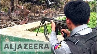 Amnesty: Myanmar forces committed crimes against humanity - ALJAZEERAENGLISH