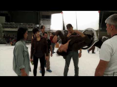 The Twilight Saga: Breaking Dawn Part 2 - Stunt Work