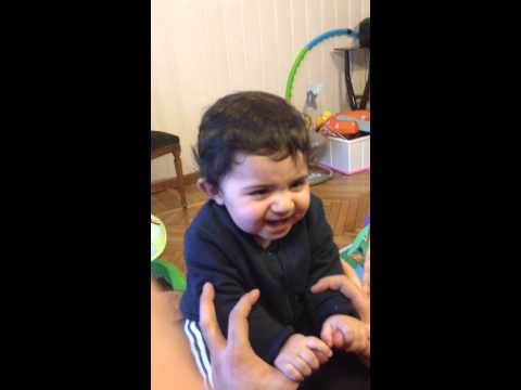 funny baby videos with antonio 1