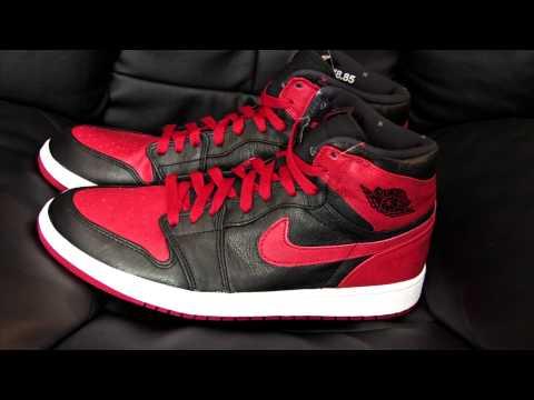 Nike Air Jordan Retro 1 high BAN