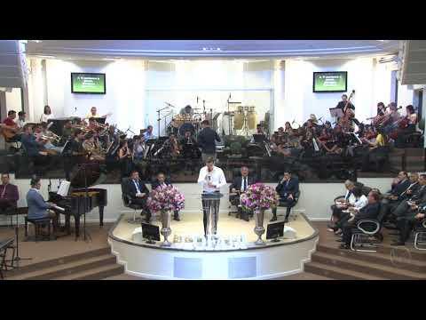 Orquestra Sinfônica Celebração - Harpa Cristã | Nº 239 | Imploramos o Consolador - 07 04 2018