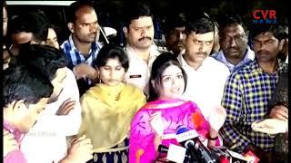 మీడియాతో మాట్లాడిన శిఖా చౌదరి|Banjara Hills Police interrogate Sikha Chowdary in Jayaram murder case - CVRNEWSOFFICIAL