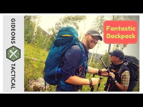 Fantastic Backpack! Mountainsmith Apex 80