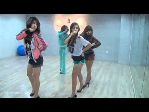 Sistar - Alone Dance Practice Mirrored Teaser