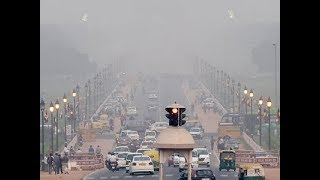 Delhi: Rains improve air quality to 'moderate' - TIMESOFINDIACHANNEL