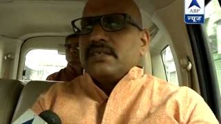 Ajay Rai, Congress candidate in Varanasi, talks of his chances ahead of filing nomination - ABPNEWSTV