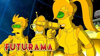FUTURAMA | Season 10, Episode 5: Accidental Hero | SYFY - SYFY