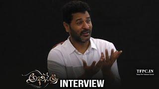 Prabhu Deva Hilarious Interview about Abhinetri | Tamannaah, Amy Jackson | TFPC - TFPC