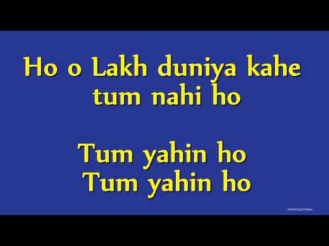 Laakh Duniya Kahe (Lyrics HD) - Talaash | ft. Ram Sampath | Aamir Khan Full Song