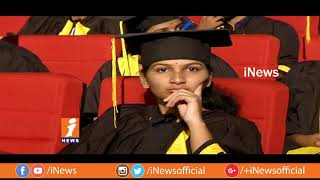 Aurora College Convocation Celebrations In Hyderabad | Samaroh | Metro Colours | iNews - INEWS