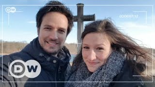 Photo reenactments of movies on location | DW English - DEUTSCHEWELLEENGLISH