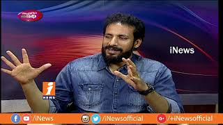 Goodachari Movie Director Shashi Kiran Exclusive Interview | Evaram Athidi | iNews - INEWS