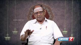 """Andrada Aanmigam 08-02-2016 """"The art of Manliness and its qualities"""" – NEWS 7 TAMIL Show"""