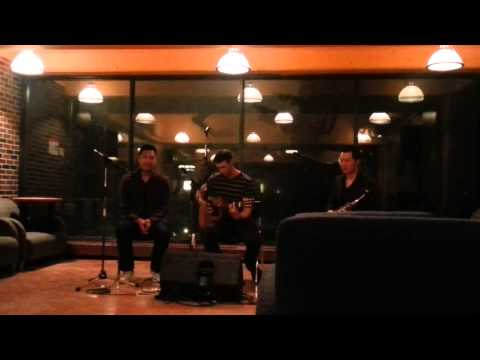 Kiss Me (Ed Sheeran Cover) - Huy, Alex & Ben