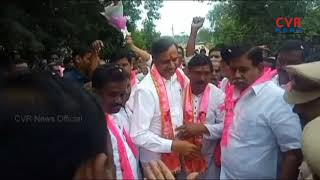 Station Ghanpur EX MLA Rajaiah Crying in Election Campaign | Warangal | CVR News - CVRNEWSOFFICIAL