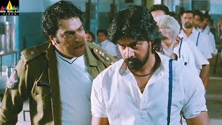 Dalam Movie Naveen Chandra and Kishore in Jail Scene | Latest Telugu Movie Scenes | Sri Balaji Video - SRIBALAJIMOVIES