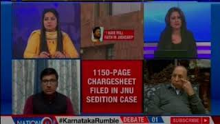 JNU row: Kanahaiya charged for sedition after 3 years; what were Delhi Police doing till now? - NEWSXLIVE