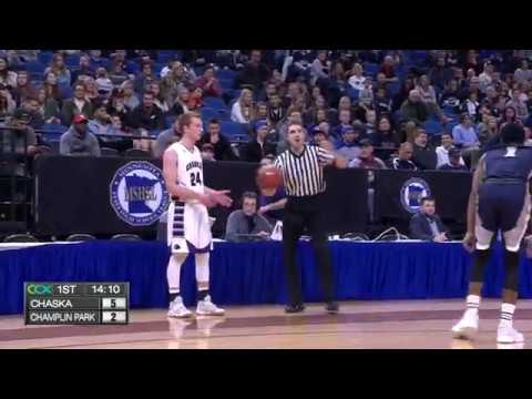 Champlin Park vs. Chaska State Boys Basketball