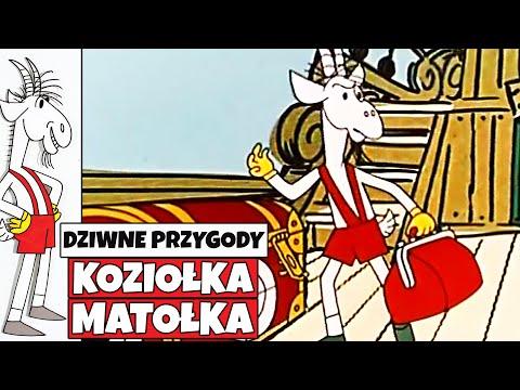 """DZIWNE PRZYGODY KOZIOŁKA MATOŁKA - seria, odcinek """"Korsarze"""""""