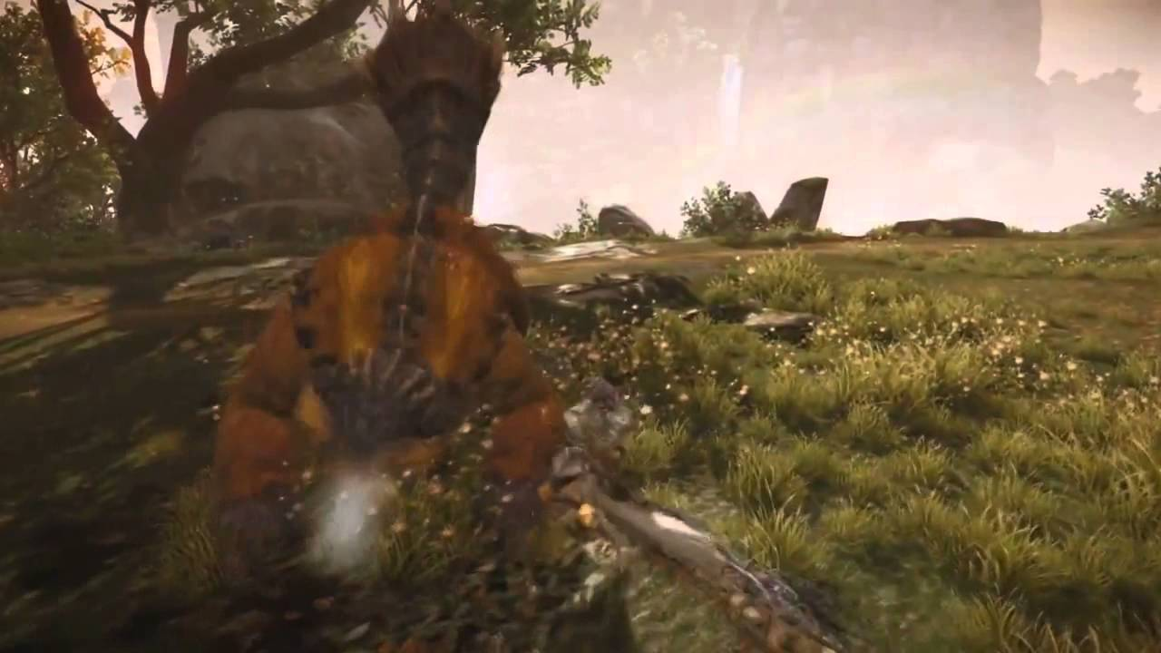 Monster Hunter Online New Trailer