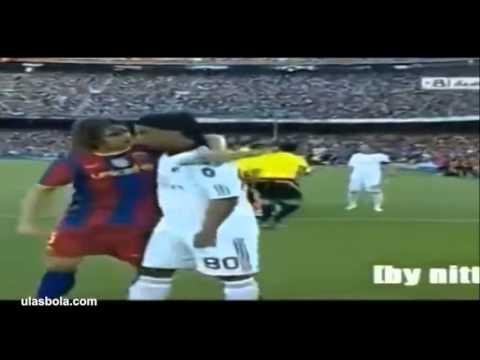 Momen Indah Persahabatan & Fair Play Sepakbola