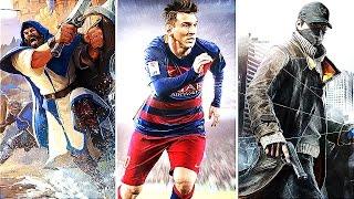Самые ожидаемые игры 2016 года - Android - Топ 3 - #2 - FIFA 17 и другие.