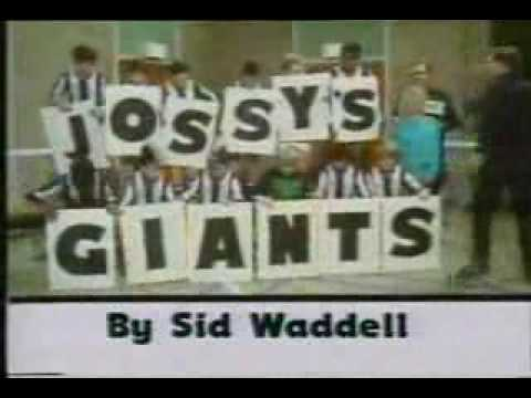 Sid Waddell's NUFC Youth System