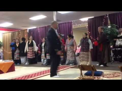 2014 Losar dance in Texas