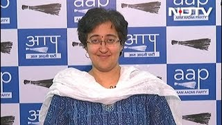 AAP उम्मीदवार आतिशी के लिए कितनी बड़ी है लड़ाई? - NDTVINDIA