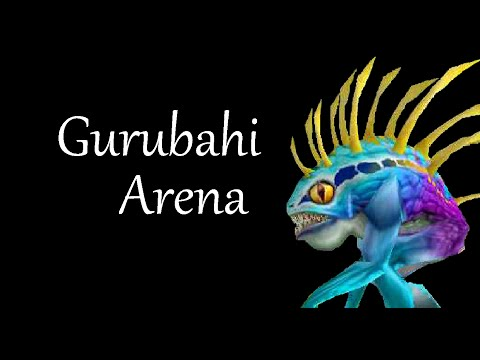 Murloc v1.2 - new char. Part 4 : Transition all arena Gurubashi