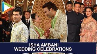 Isha Ambani – Anand Piramal Grand Wedding Celebrations | India's Biggest Wedding | Part 2 - HUNGAMA